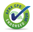 APNA CPD endorsement 2020 logo