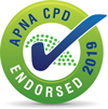 APNA CPD endorsement logo