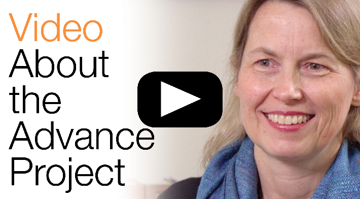 Play video - Professor Josephine Clayton discusses the Advance Project and explains how it will support better primary health care through team-based initiation of advance care planning and palliative care
