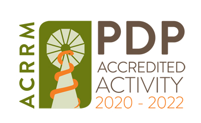 ACRRM logo Accredited Activity 2020-2022