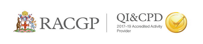 RACGP Accepted Clinical Resource endorsement logo